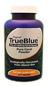 Premium calcio de Coral de Okinawa ● Trueblue polvo de calcio de Coral - 147g