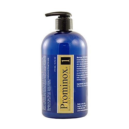 Champú de crecimiento de pelo con champú de la pérdida de pelo mejor Minoxidil para los hombres y las mujeres