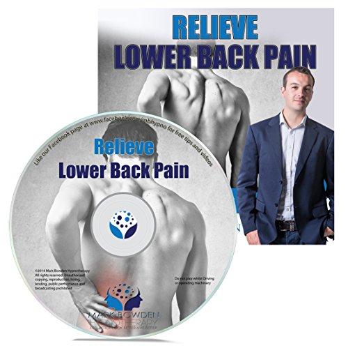Aliviar el menor dolor de espalda hipnosis CD - Get socorro de todos los tipos de dolor de espalda baja con el programa de autohipnosis comprobado - tratamiento Natural sin las molestias y efectos secundarios de medicamentos manejo de dolor de espalda y o