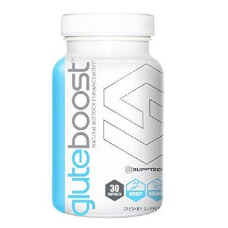 Gluteboost - Mejores mejora píldoras a tope para conseguir una más grande Butt 30 Caps para todo un mes