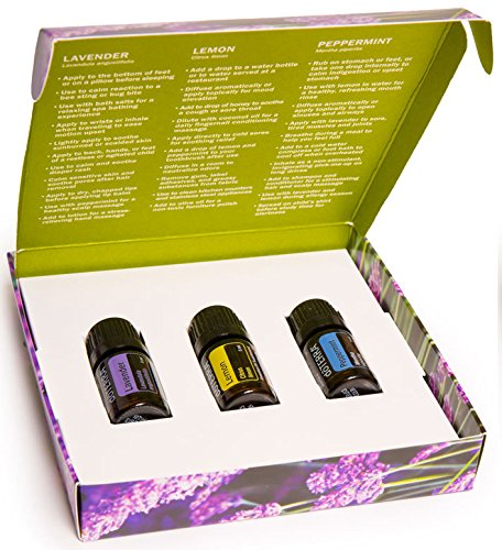 doTERRA aceites esenciales Kit introductorio
