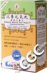 Extracto de madera de águila (Chen Xiang Hua Qi Wan)