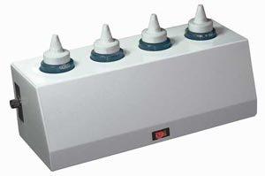 Ideal productos Gel y loción calentadores - 4 calentador de biberones (4-12 o 16 oz botellas)