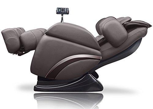 ESPECIAL!!!!!! Mejor silla de masaje valorado nuevo aparece completo silla de Shiatsu de lujo construida en calor y gravedad cero cierto posicionamiento. Café gratis 3/3 garantía extendida exclusiva de AMAZON