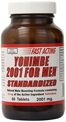 Sólo Natural Yohimbe 2001, 60-Conde