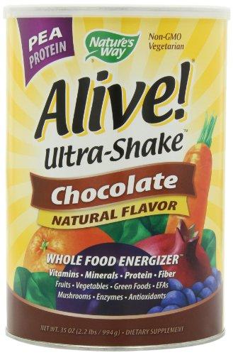 Vivo! Ultra Shake Shake sabor Chocolate 2.2 LB polvo de proteína de guisante