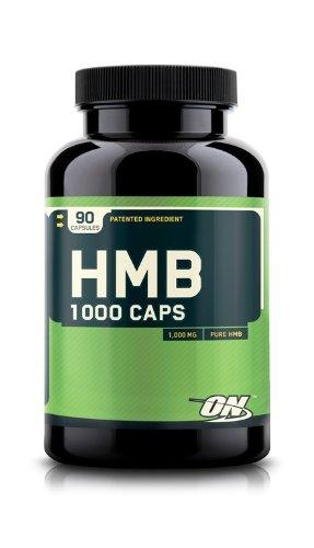 Nutrición óptima HMB, 1000mg, 90 cápsulas
