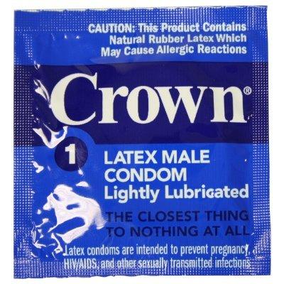 Condones Crown