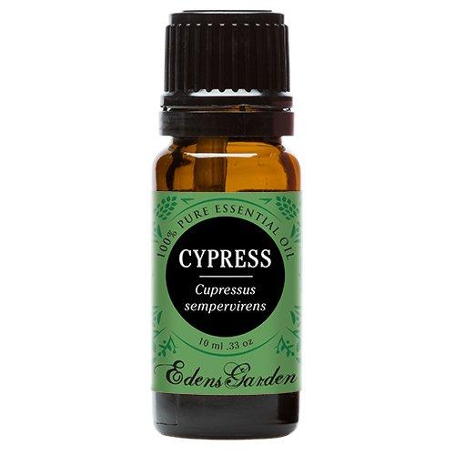 Aceite de esencial de ciprés 100% puro grado terapéutico por Edens Garden-10 ml