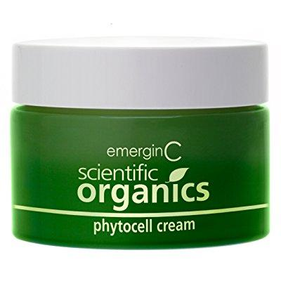 orgánicos científicos - phytocell anti-envejecimiento crema 50ml - 1.7oz