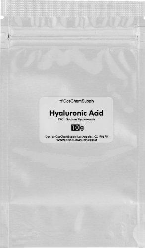 Ácido hialurónico polvo 10g
