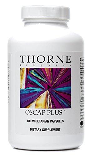 Thorne Research - Oscap Plus - 180 cápsulas vegetarianas
