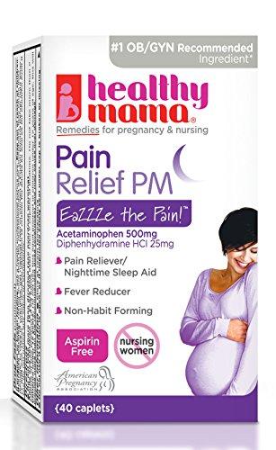 Mama sana Eazzzze el alivio del dolor dolor y Sleep Aid Caplets