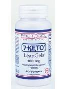 7-Keto LeanGels 100mg-60 cápsulas