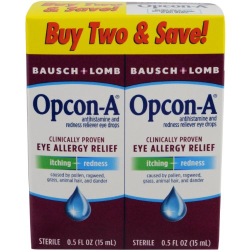OpCon-A colirio 15 ml, 2 Conde