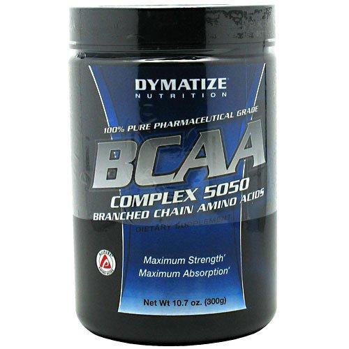 BCAA de Dymatize complejo 5050 10.7 oz