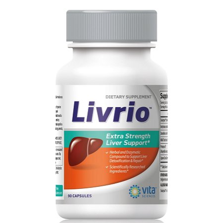 Vita Sciences Livrio Extra Strength Liver Support