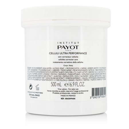 Payot Le Corps Celluli Ultra Performance Celulitis Cuidado Corrector 500ml