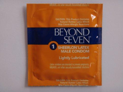 Okamoto más allá de siete preservativos - condones de 100