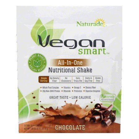 chocolate Todo en Uno Nutritional Shake 162 oz (Pack de 12)