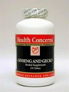 Salud - fichas de Ginseng y Gecko 270 [salud y belleza]