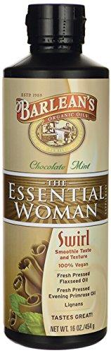 La mujer esencial - remolino de menta Chocolate 16 oz líquido