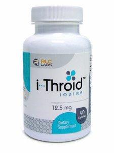 RLC Labs - i-Throid 12,5 mg 90vcaps
