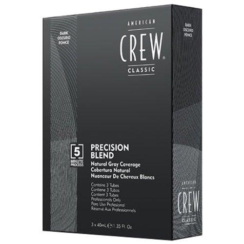 American Crew Precision Blend tintes de pelo, oscuro