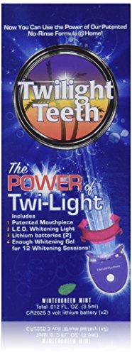 Kit de Twilight los dientes casa completa con unidad de LED