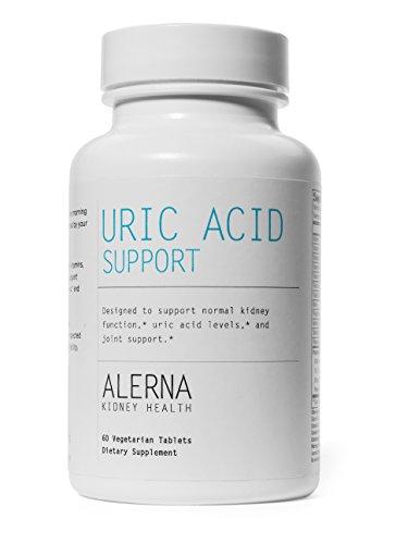 Soporte de ácido úrico - soporta la función renal Normal y niveles de ácido úrico (con tarta de cereza, extracto de apio, la cúrcuma, quercetina y más)