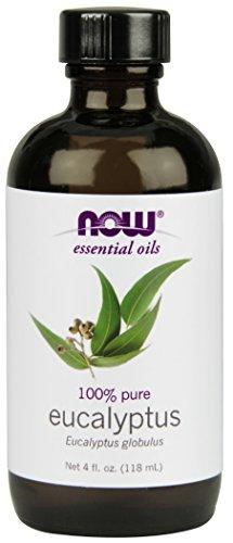 AHORA alimentos aceite de eucalipto, 4 onzas