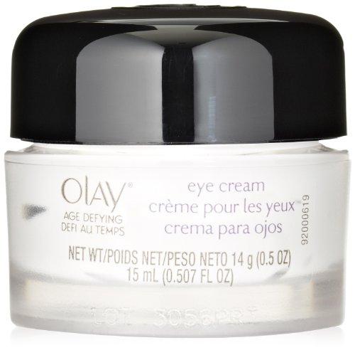 Edad de Olay antiarrugas desafiando ojos crema 0.5 Oz