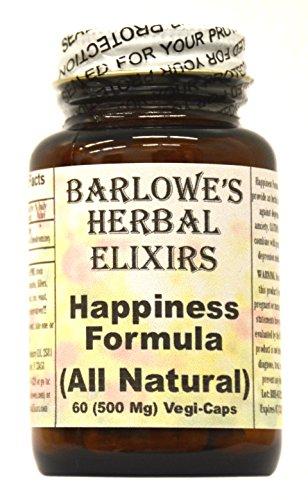 Estearato de fórmula - mg 60 500 VegiCaps - felicidad gratis, embotellado en vidrio
