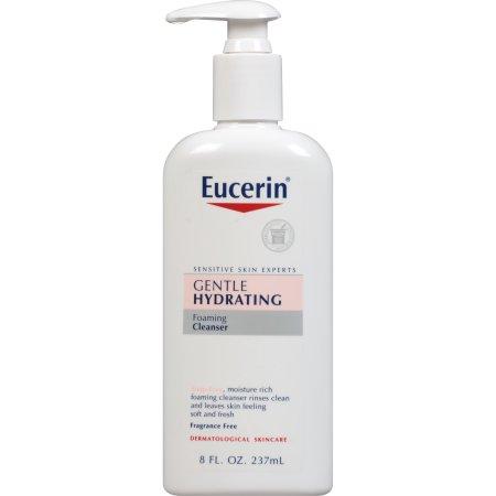 Eucerin Piel Sensible Limpiador Suave Hidratante 8 fl. onz.