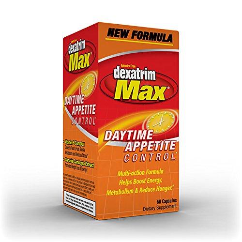 Dexatrim Max diurna apetito Control 60 cápsulas de CHATTEM LABS