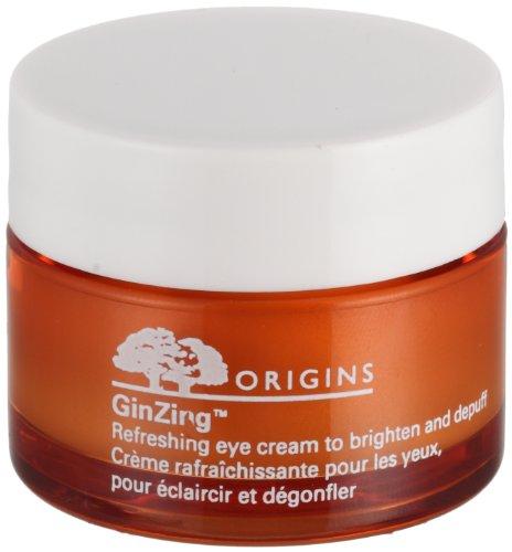 Orígenes ojo cuidado 0.5 Oz Ginzing refrescante crema de ojos para iluminar y Depuff para las mujeres