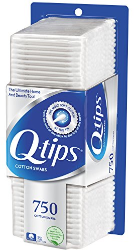 Copitos de algodón Q-tips, 750 ct