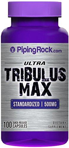 Ultra Tribulus Max 500 mg 100 cápsulas