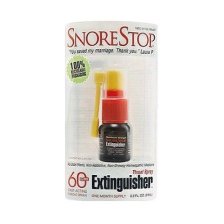Ronca parada Extintor de garganta Spray - 3 Oz, 6 Pack