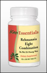 Rehmannia ocho 60 tabletas (línea Veterinaria)