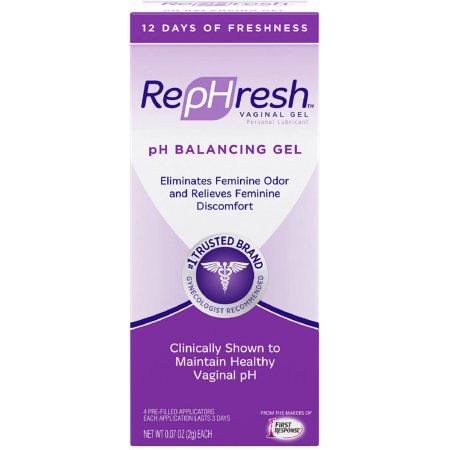 Gel Vaginal pH Balancing Gel 4 ea (Pack de 3)