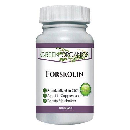100% Suplemento forskolina extracto puro de 250 mg para Todos pérdida de peso natural - Prima quemador de grasa y supresor del
