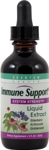 2 onzas de extracto de líquido de apoyo inmune