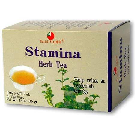 Resistencia té de hierbas - con Rhodiola Rosea y el Panax Ginseng - 20 bolsitas de té