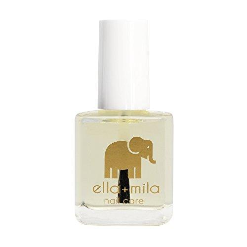 ella + mila cuidado de uñas, aceite de cutícula con aceite de almendras - aceite Me Up