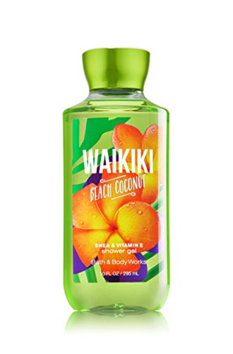 Baño y cuerpo funciona ducha Gel Waikiki playa coco