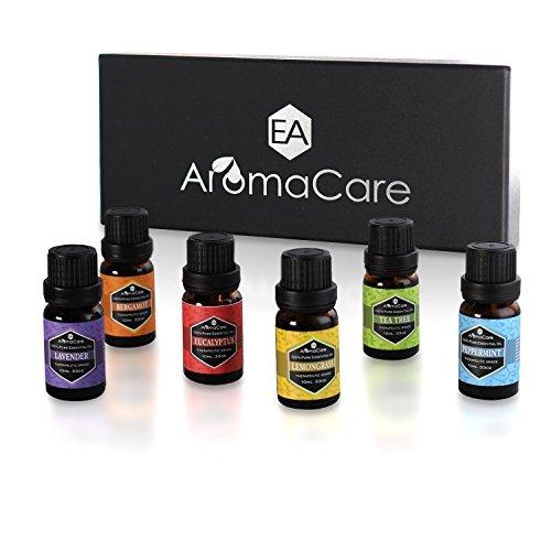 EA Aromacare aceites esenciales 6 Frascos