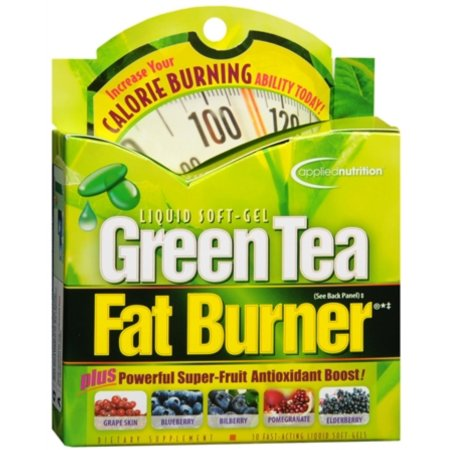 APPLIED NUTRITION Green Tea Fat Burner 30 Cápsulas Blandas