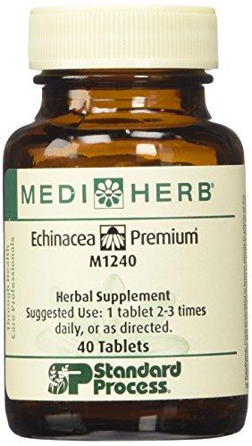 Comprimidos de Echinacea Premium 40