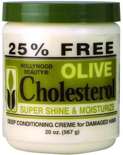 Hollywood oliva colesterol 20 onzas (paquete de 2)